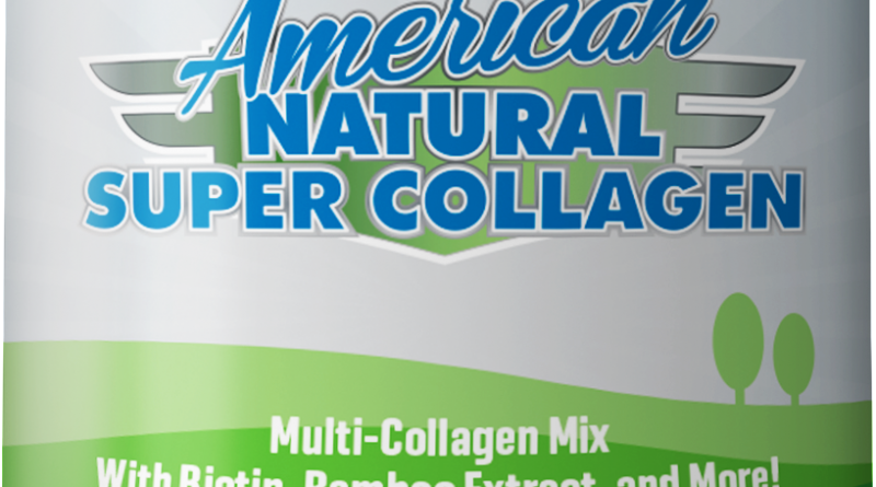 american natural super collagen