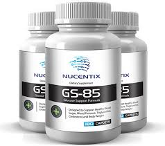 Nucentix gs 85 review