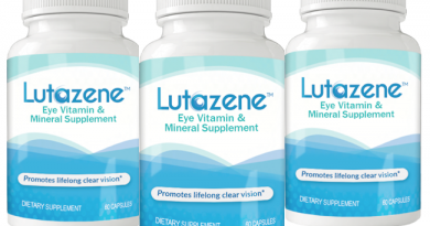 Lutazene eye supplement