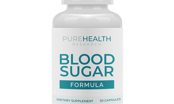 pure health blood sugar formula