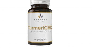 Prosper Wellness turmeriCBD